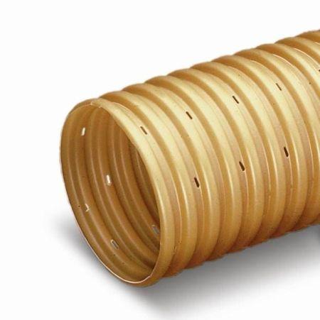 дренажная труба с дырочками