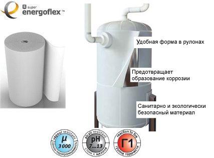 преимущества энергофлекса