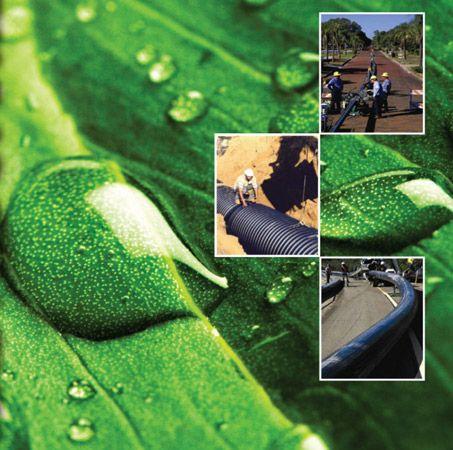 Пластикова труба для води