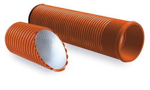 гофрированные трубы для канализации