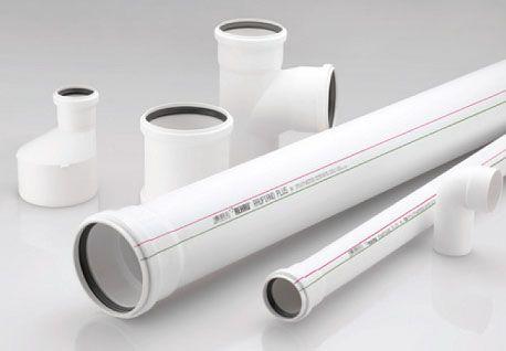 трубы для канализации Рехау