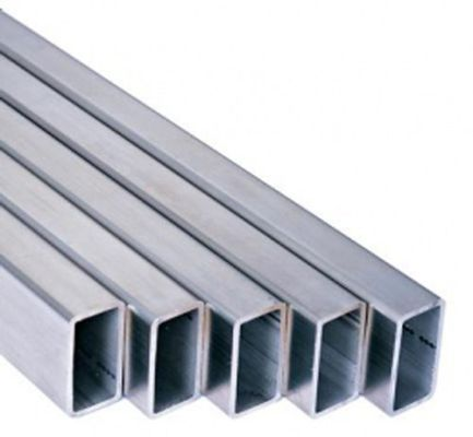 алюминиевая проф труба