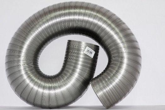негативные качества алюминиевых гофрированных труб