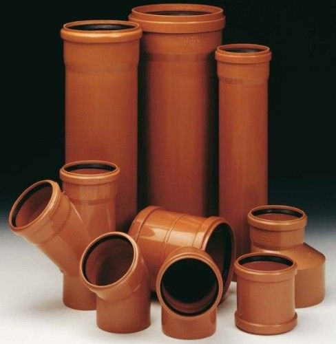 канализационная пластиковая труба