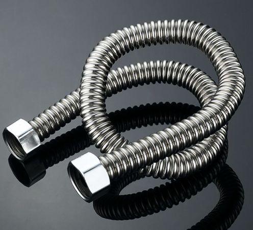 гофрированная водопроводная труба