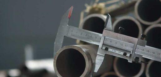 определение размера трубы из нержавейки
