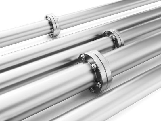 электросварные трубы со спиральным швом