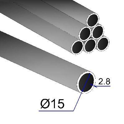 внутренний диаметр и сечение водогазопроводной трубы