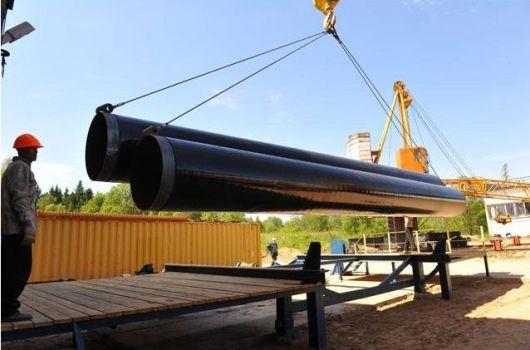 транспортировка труб вус с завода